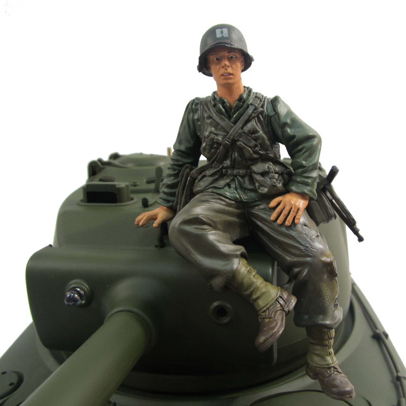 1:16 1/16 American soldier figure sit on the tank, model H ,MF2003,plastic model,tank commander tankman фигурка planet of the apes action figure classic gorilla soldier 2 pack 18 см