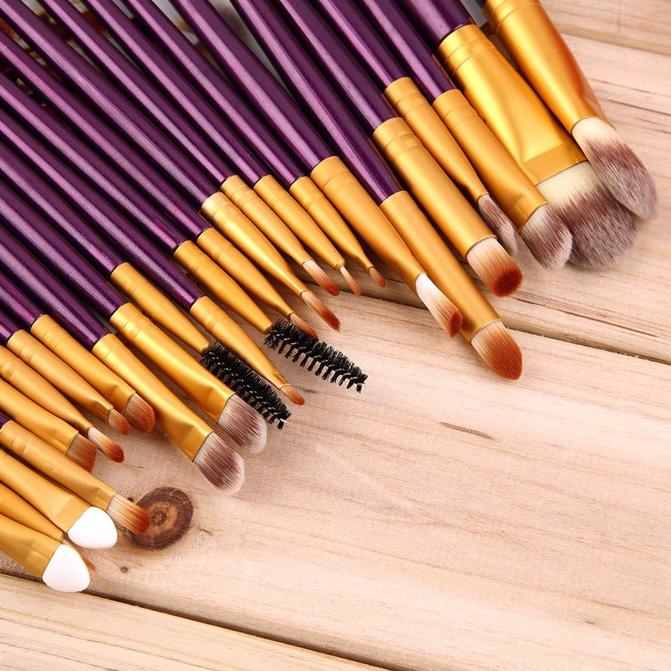 Superior Cosmetic Brushes Set Kit Makeup Tool BrushesSuperior Cosmetic Brushes Set Kit Makeup Tool Brushes