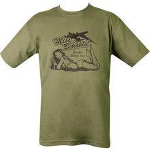 3b7feeac6e T Shirt New 3D Printed Cool New Military Miss Behavin' T-Shirt T Shirt