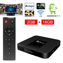 DJYG Android 7.1 TV BOX 2GB16GB Amlogic S905W Quad Core Suppot H.265 4K 2.4GHz WiFi Media Player IPTV Box TX3 mini 1GB 8GB tanix tx3 mini smart android tv box 1gb 8gb android 7 1 s905w quad core cpu 2 4ghz wifi support 4k media player setp top box