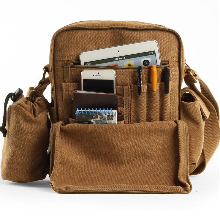 New men messenger bags men s handbags men crossbody bag canvas shoulder bags