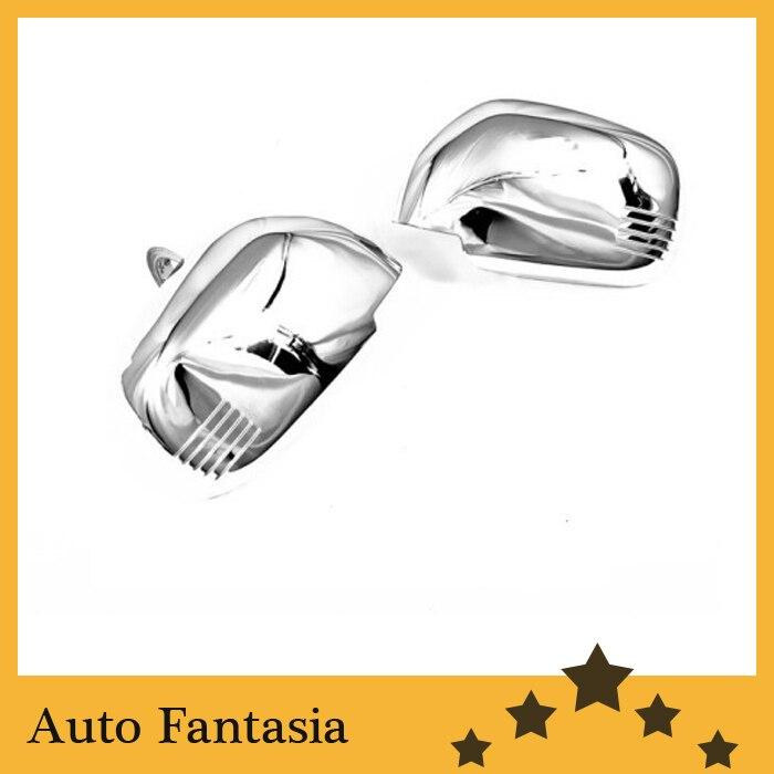 Хромированная боковая крышка зеркала для suzuki escudo Grand Vitara 99 04