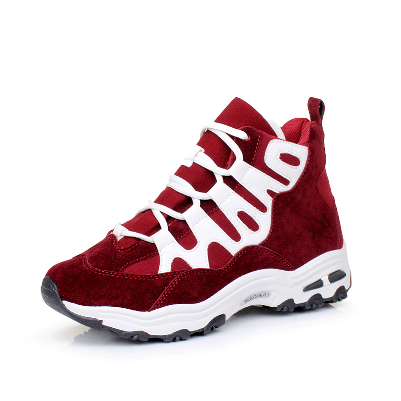 Red October West Women's Casual Shoes For Sale Black Glowing Shoes Hip Hop Women Glow In The Dark Shoes