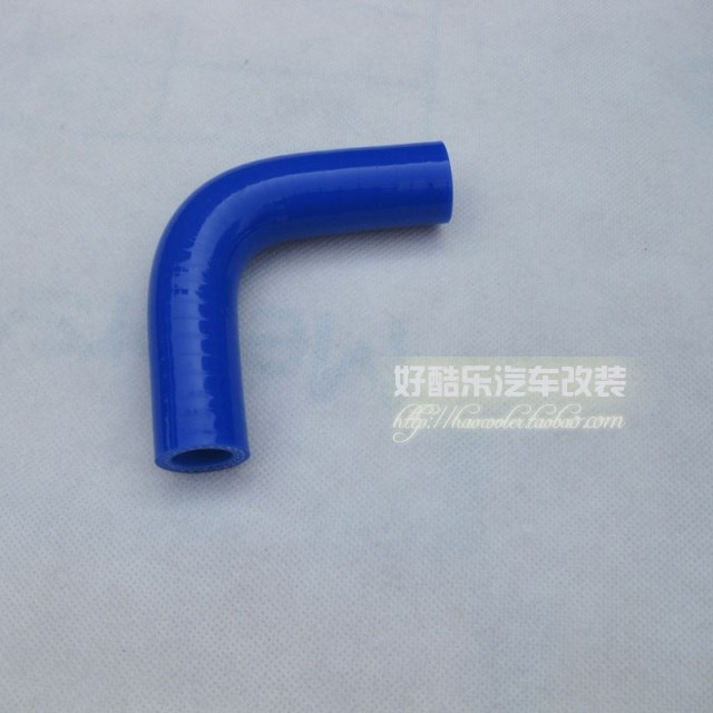 10 x 3mm Plastic Joiner 90 Degree Elbow AutoSiliconeHoses