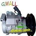10S15C  Auto AC compressor for car Komatsu excavator