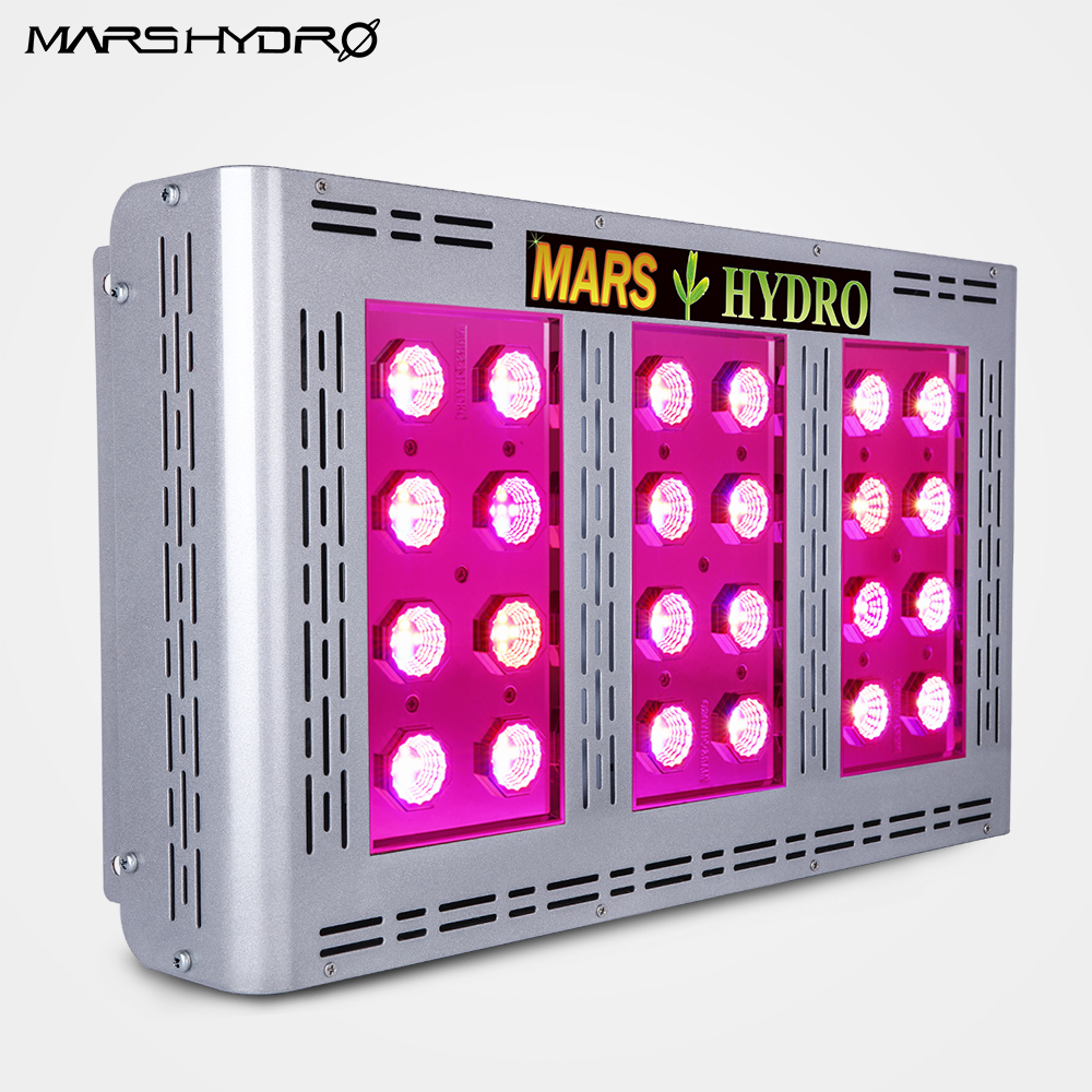 Mars ProII Epistar 120 LED Grow Light Full Spectrum Grow Light Hydroponics 257W Hydroponics for Indoor Plant