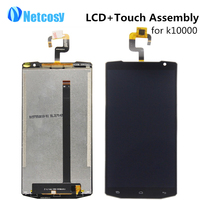 Hot Sale LCD Display Touch Screen Digitizer Panel Glass Lens Assembly Replacement Part For Oukitel K10000