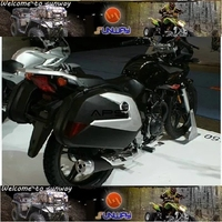 20L New Model Motorcycle Cargo Box Motorcycle Luggage Box Motorcycle Box for Motorbike