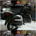 20L New Model Motorcycle LED Cargo Box Motorcycle Luggage Box Motorcycle Box for Motorbike