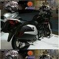 20L Nuevo Modelo de La Motocicleta LED de Carga Caja de Caja de Caja de Equipaje de La Motocicleta de La Motocicleta de Moto