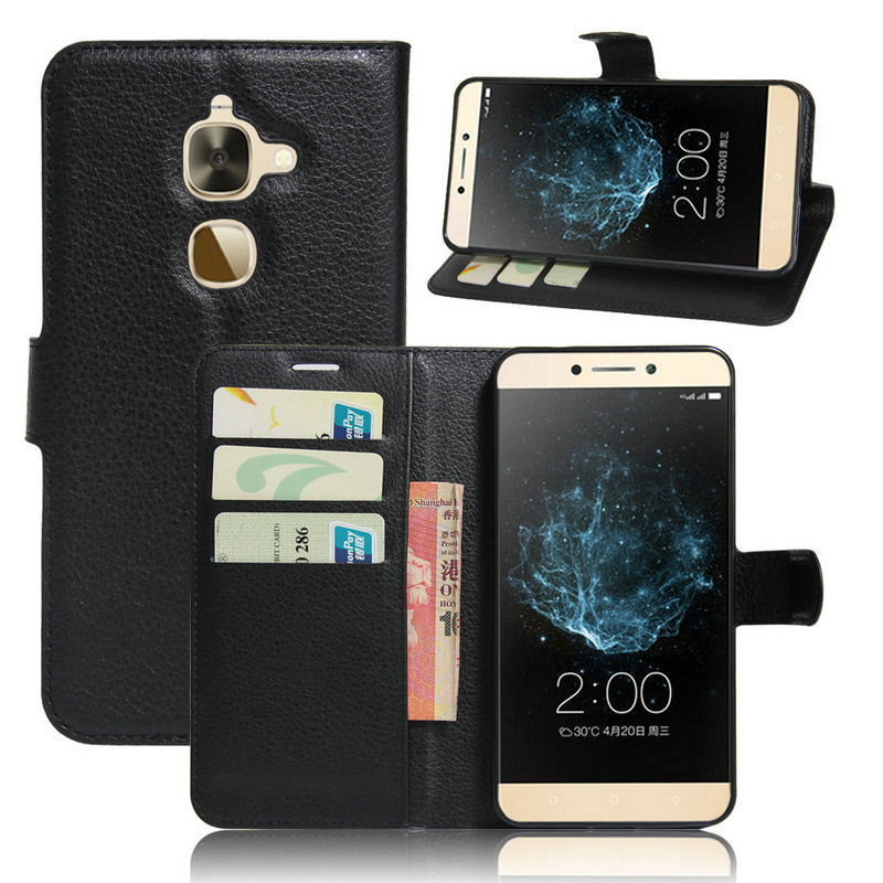 For Letv LeEco Le S3 X522 X622 X626 flip Leather Case cover Le 2 Pro X620 X621 X520 X521 X526 X527 Cover Wallet case with Stand