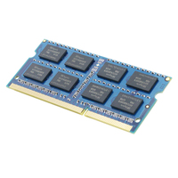 High compatibility and stability Notebook memory KingSpec DDR3 4GB 1600Mhz Ram Memory For Notebook Laptop accessories