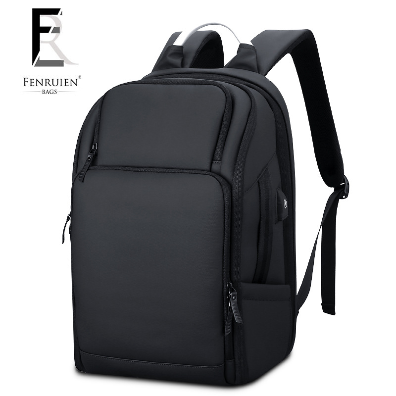2019 New 14 15.6 inch Laptop Backpack Business Waterproof USB Charging Pack Large Capacity Male Trip Travel Bagpack Mochila2019 New 14 15.6 inch Laptop Backpack Business Waterproof USB Charging Pack Large Capacity Male Trip Travel Bagpack Mochila