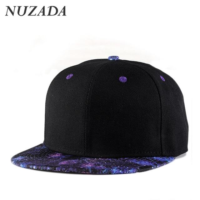 Brands NUZADA Colorful Pattern Classic Printing Canvas Men Women Sports Hat Hats Baseball Cap Hip Hop Snapback Caps jt-059