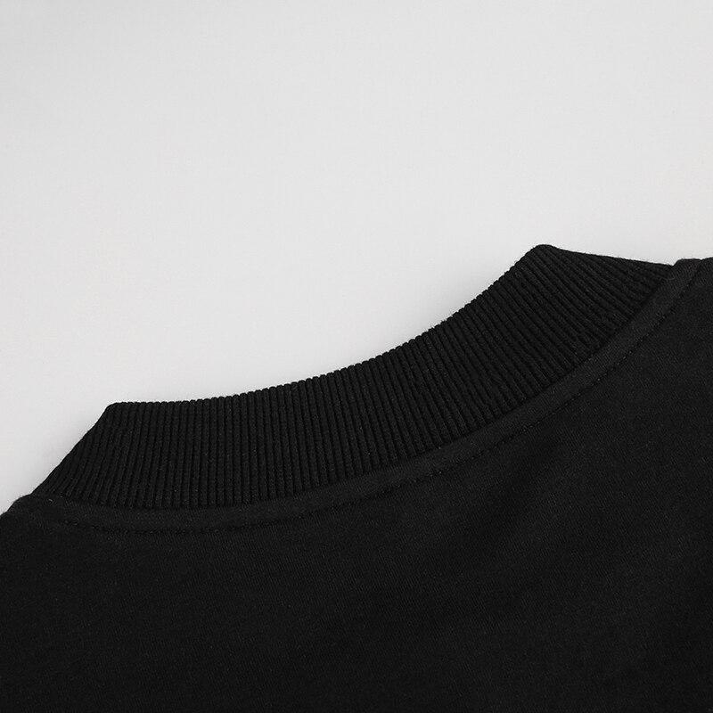 8Sweetown Long Sleeve Oversized Crop Korean Hoodies Sweatshirts Women Autumn Winter 2018 Turtleneck Harajuku Cute Kpop Sweatshirt