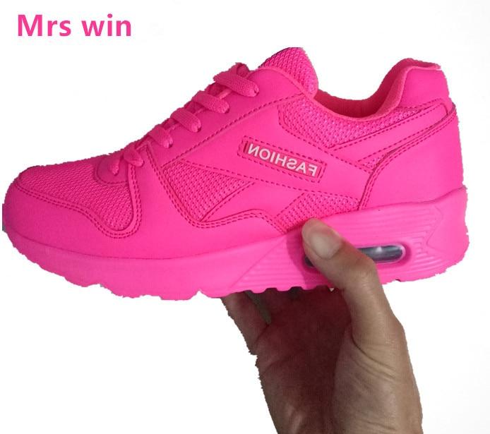 Men women font b Running b font Shoes Spring and Autumn Breatable font b Sport b