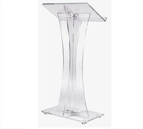 Acrylic Lectern Acrylic Church Podium Hot Sell Pulpit Stand Acrylic Podium Pulpit Lectern Pulpit Designs