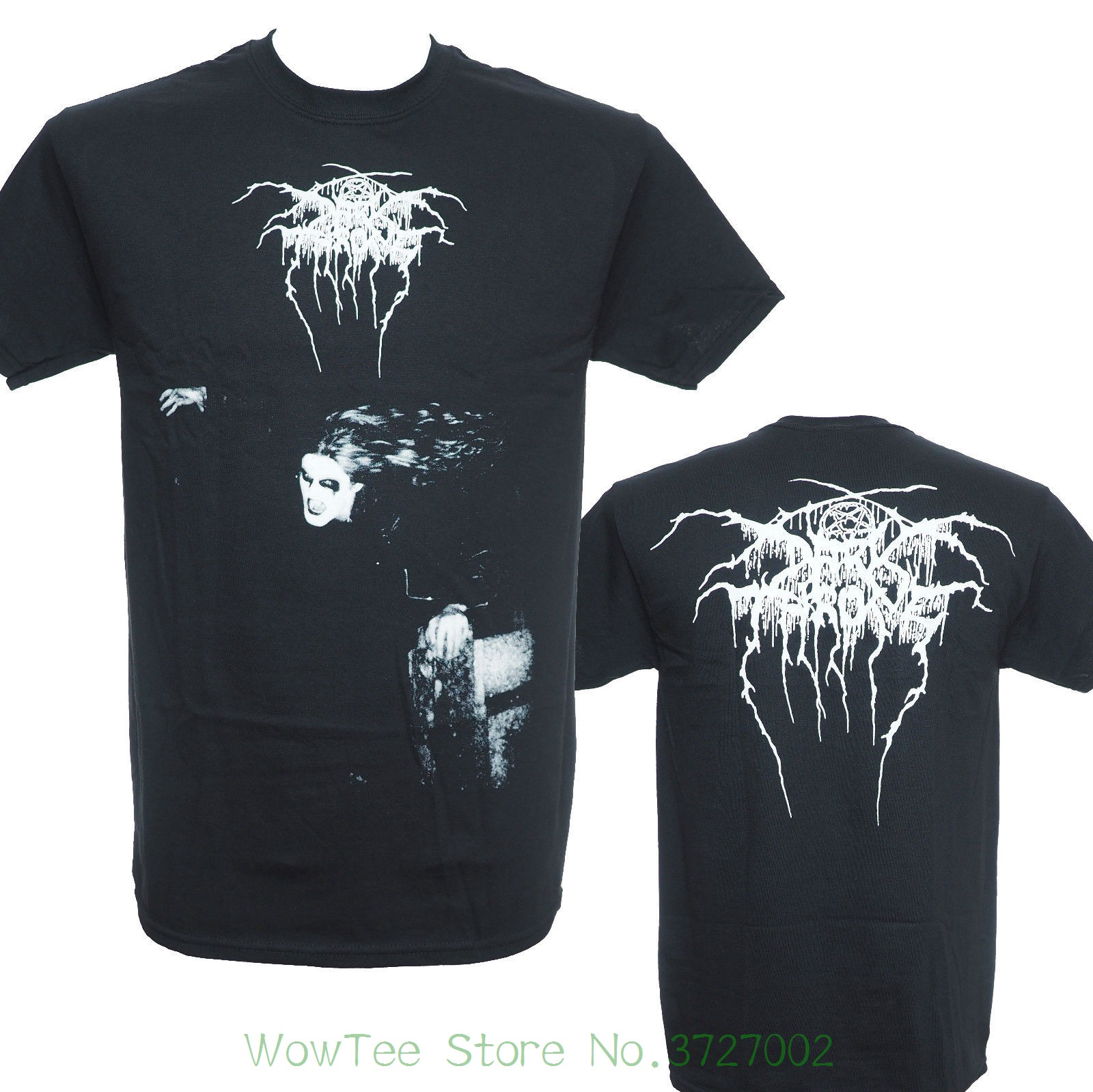 Dark Throne - A Blaze In The Northern Sky - Official T-shirt - New S M L Xl Clothing Tshirt