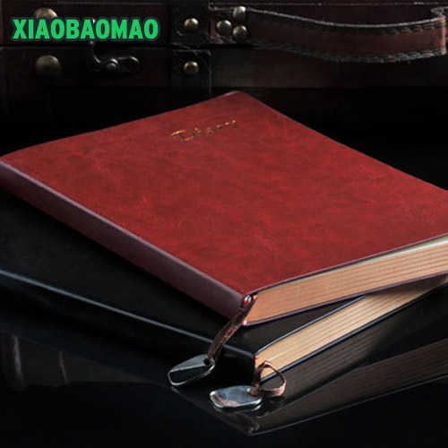 1pcs Imitation Notebook Travel Journal Handmade Memory Vintage Style Diary Soft Cover Thicker Notebook School Supplies Notepad sosw fashion anime theme death note cosplay notebook new school large writing journal 20 5cm 14 5cm