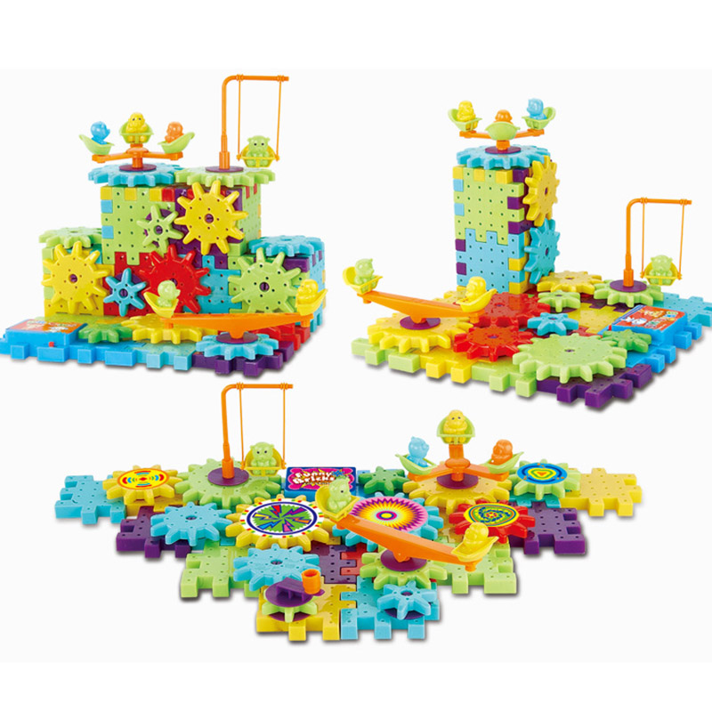 81 τεμάχια Πλαστικά ηλεκτρικά - Παιχνίδια και παζλ - Φωτογραφία 2