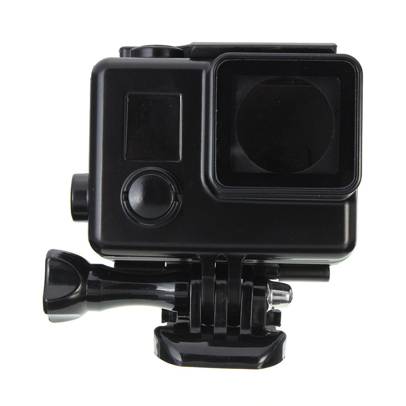 Underwater Dive Housing Hard Case Cover For Gopro HD Hero 4 3