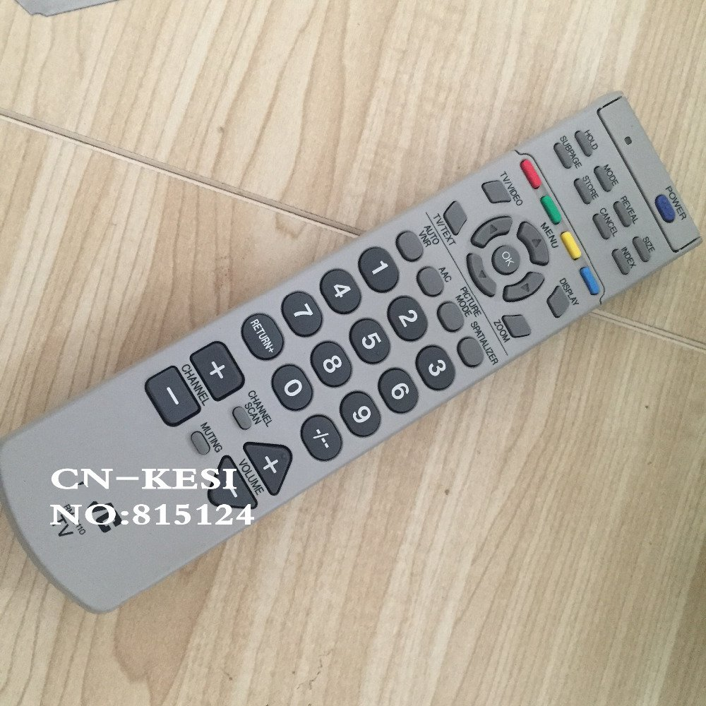 CN-KESI New and Original RM-C110 Remote Control Compatible JVC LCD TV chunghop rm l7 multifunctional learning remote control silver