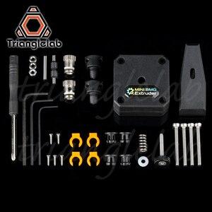 Image 5 - trianglelab MINI Dual Drive bowden Extruder MINI BMG extruder Bowden Extruder for ender3 cr 10 Anet tevo 3D printer