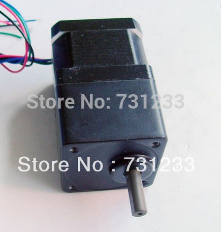10 1 Top grade NEMA17 Gear Stepper Motor 40 mm Motor Body Length CNC Kit Stepper With Gearbox in Stepper Motor from Home Improvement