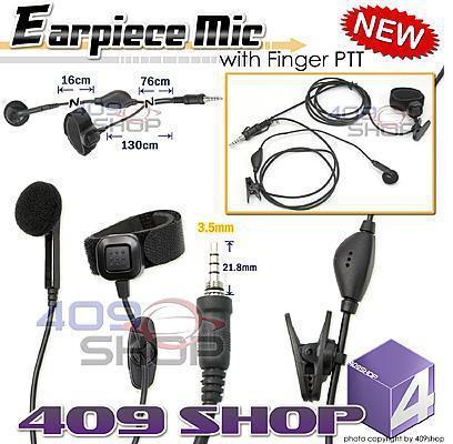 4-009Y7 Динамик Микрофон С Пальца PTT (Y7 Plug) Для HX471 VX170 VX177 VX-120 VX-127 VX7R/E VX6R/E FT-270 FT277