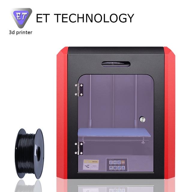 2017 New Model Large Print Size Fully Closed 3D Printer ET-K1 Original Manufacturer Full Metal Frame 1