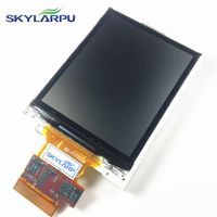 Skylarpu pantalla LCD de 2 2 pulgadas WD F1722YM FPC 1 para WD F1722Y22YM 6FLW c GPS de mano panel de pantalla (SIN)|screen panel|lcd screen panel|inch touch screen -