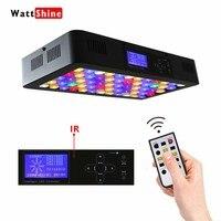 Дистанционное светодио дный или сенсорное управление 180 Вт светодиодный аквариумный свет таймер управление затемнения лампы пресной воды