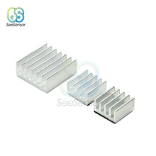 30Pcs Raspberry Pi 3 Kühlkörper Aluminium Kühler Kühlkörper für Raspberry Pi 3 Modell B Plus/Raspberry pi 2