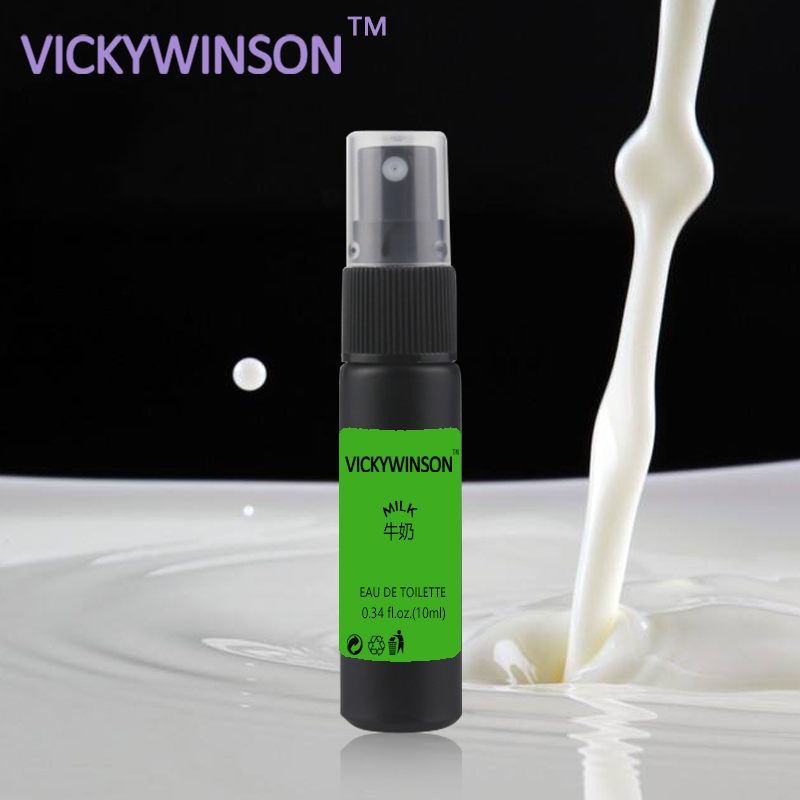 VICKYWINSON Milk deodorization 10ml Deodorant Spray Anti Armpit Underarm Sweat Foot Body Odor Removal Dry Antiperspirant