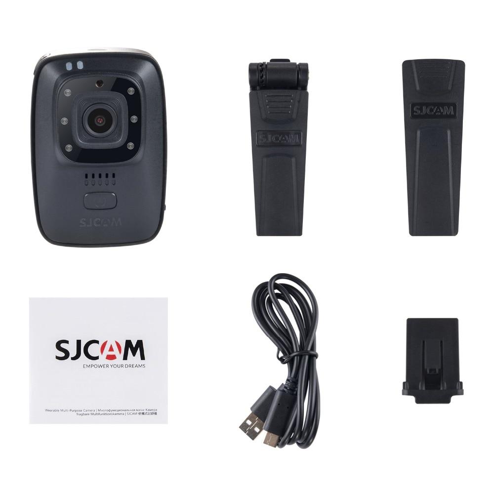 Sjcam A10 Tragbare Kamera Tragbare Körper Cam Infrarot Sicherheit Kamera Nachtsicht Laser Positionierung Wifi Action Sport Kamera Sport & Action-videokameras Sport & Action-videokamera
