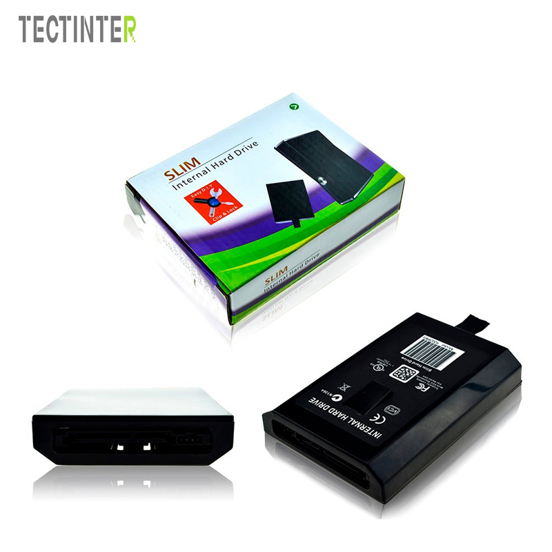 320 gb 250 gb 60 gb 120 gb 500 gb disco rígido para xbox 360 magro jogo console interno hdd disco rígido para microsoft xbox360 magro