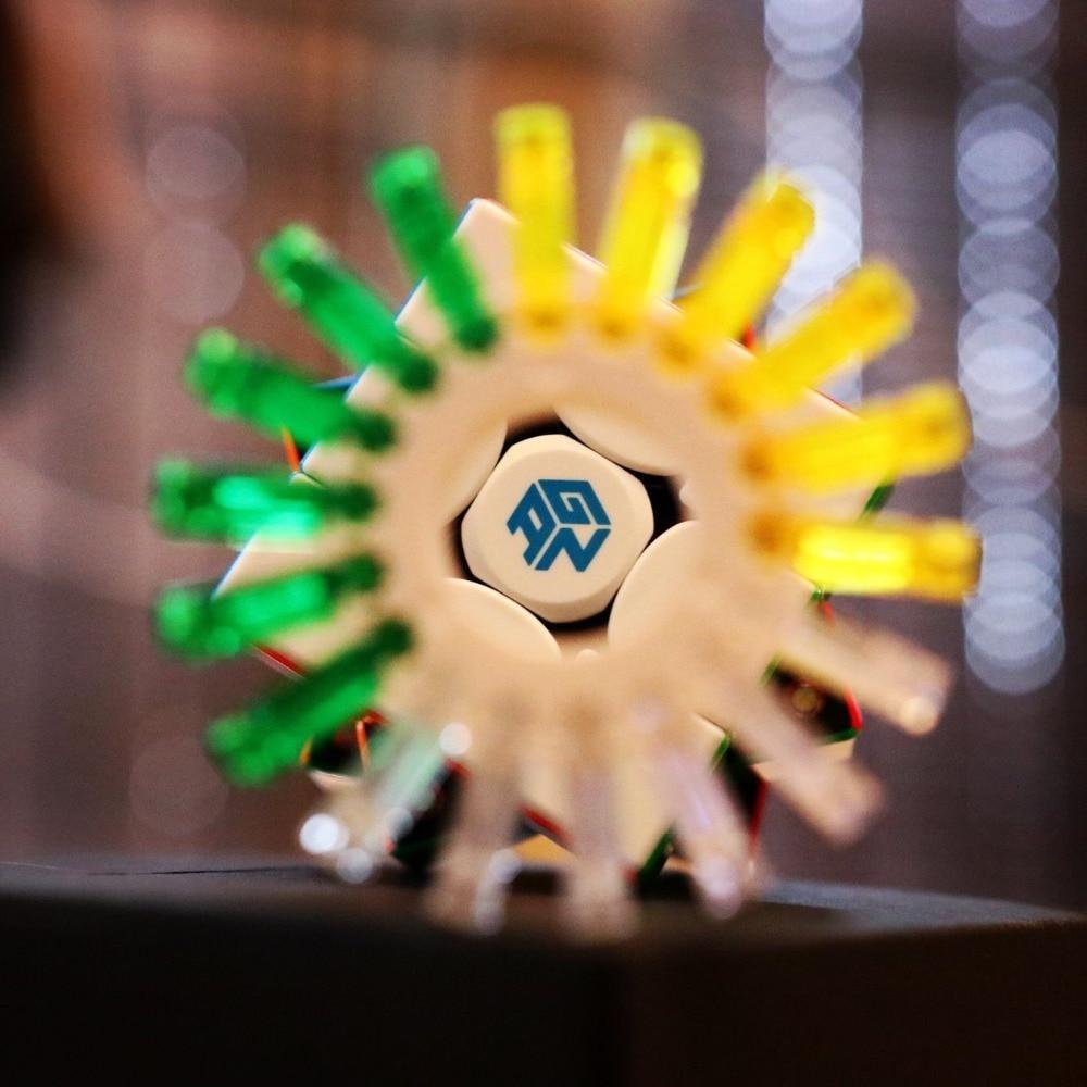 Nowy oryginalny Gan356 X 3x3x3 magnes Gans 3x3x3 IPG V5 numeryczne IPG profesjonalne GAN 356X3x3 magiczna prędkość Cube zabawki edukacyjne w Magiczne kostki od Zabawki i hobby na  Grupa 2