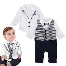 Kaguster 2pcs Bolso bimba Bebes Baby boy clothes New born baby set Roupa infantil Ubranka dla niemowlat Half birthday