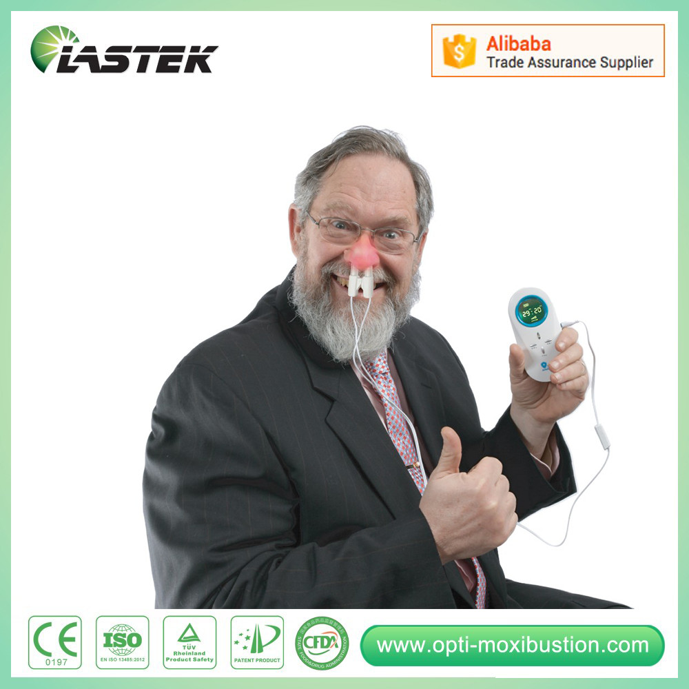 Lastek Laser needle acupuncture device infrared laser acupuncture pig acupuncture model animal acupuncture model