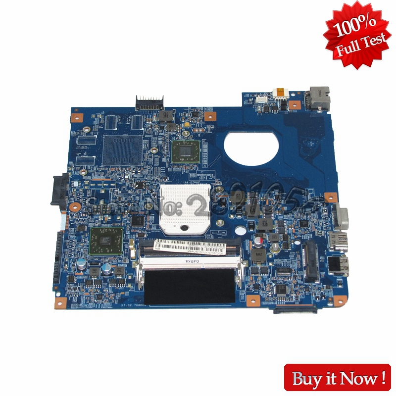 NOKOTION PC Mainboard For ACER ASPIRE 4551 48.4HD01.031 MBPU501001 Laptop Motherboard HD4200 DDR3 Free CPU nokotion laptop motherboard for acer aspire 5551 nv53 mbbl002001 mb bl002 001 mainboard tarjeta madre la 5912p mother board