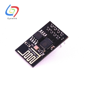Image 1 - 50 יח\חבילה ESP8266 ESP 01 ESP 01S טורית מרחוק WIFI אלחוטי מודול 3.3V SPI לarduino