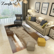 Zeegle Modern Floor Mat Carpets For Living Room Kids Bedroom