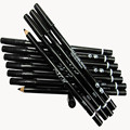 1 Set MENOW 12 Black Professional Eye Makeup Eyeliner Pencil Waterproof Eyebrow Beauty Pen Eye Liner Cosmetic Tools