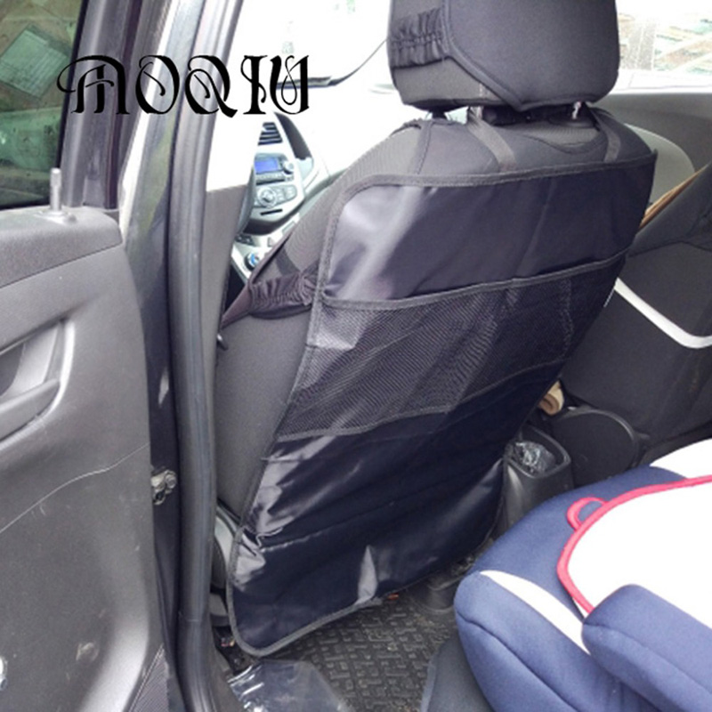 2016 New Style Protective Anti Kicking Padded child car seat back Scuff dirt protection Interior font