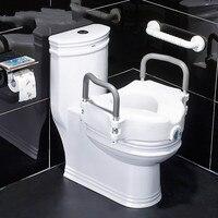 Пожилых Туалет booster пожилых туалетный поручень для беременных женщин стул для реабилитации стул повышение шайба ванной инструменты