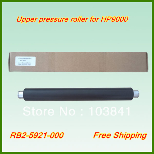 Lower Sleeved Roller RB2-5921-000  for HP9000 9040 9050 Printer Pressure roller free shipping new original for 9000 9050 9040 lower pressure roller rb2 5921 000 rb2 5921 printer part on sale