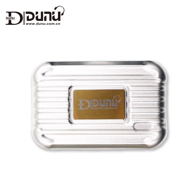 DUNU Original Aluminum Earphones BOX Made for DK 3001 FALCON C DN2000J Large size and Waterproof