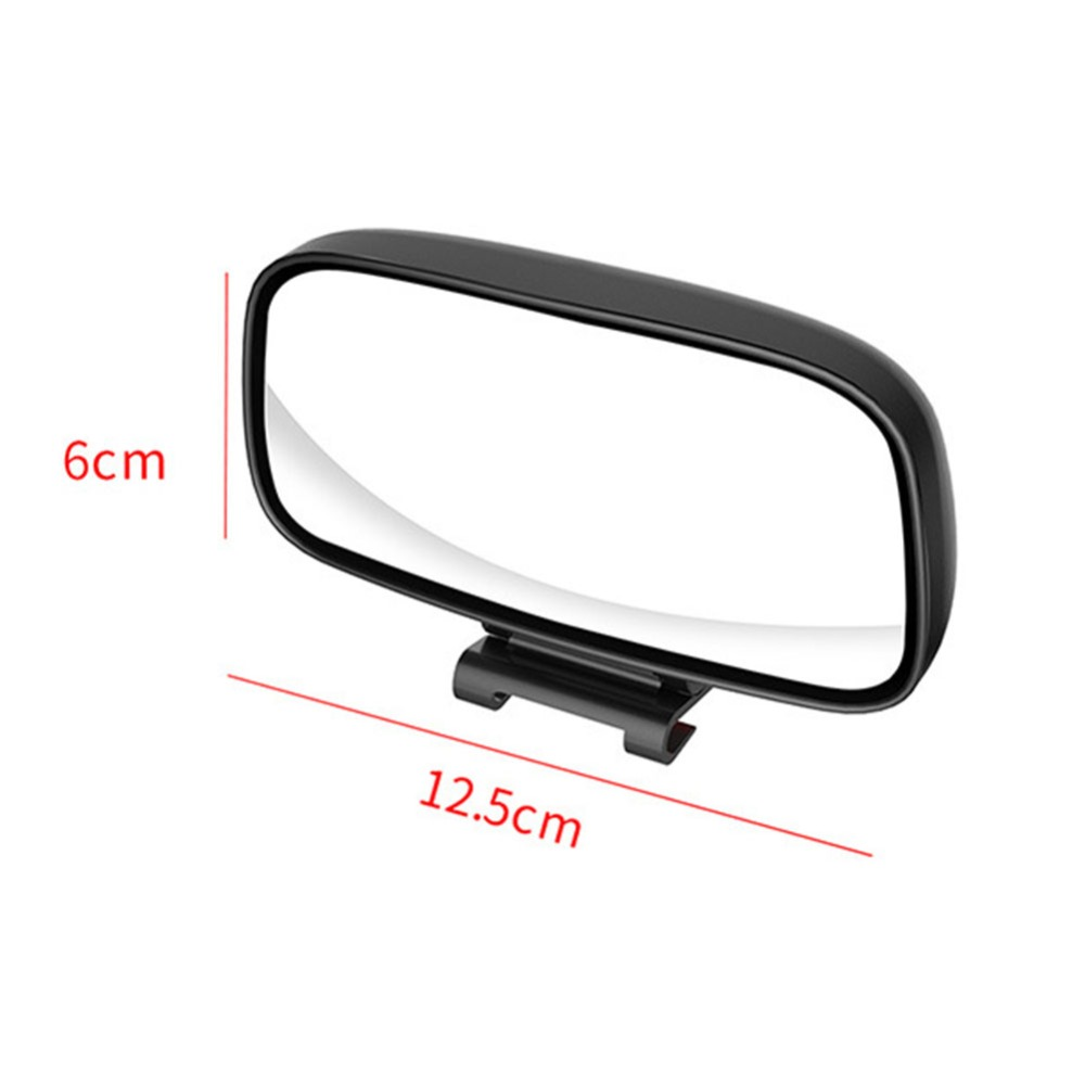 Rotation Adjustable Rearview Mirror Wide Angle Lens Car Blind Spot Mirror 13