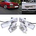 Luz Do Carro Auto Nevoeiro Conjunto Da Lâmpada de Alta Qualidade Para Volkswagen Golf 3 Farol Daytime Running Luz de Condução Do Carro-styling