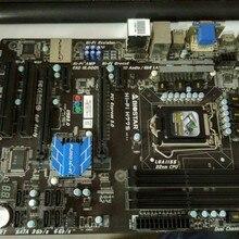 1155 H77 материнская плата Б/у оригинальная BIOSTAR Hi-Fi H77S USB3.0 SATA3(вместо P8H77 V M LE PRO P8Z77-V PRO T77